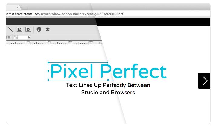 pixel-perfect