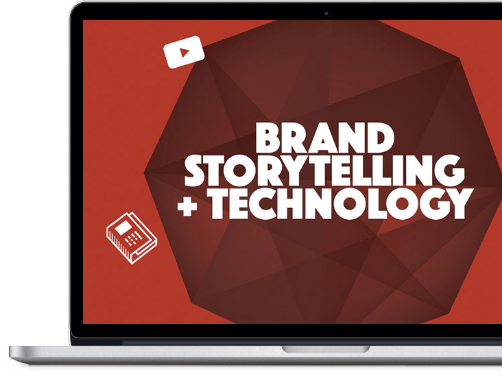 brand storytelling and technology