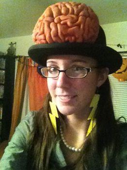 Brainstorm Halloween Costume