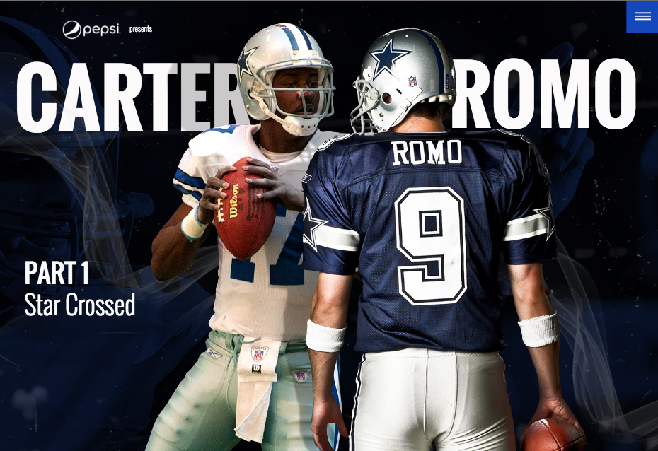Carter vs. Romo Digital Magazine