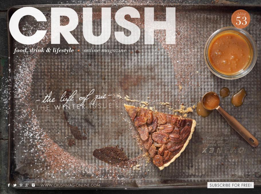 Interactive Magazine: Crush Magazine