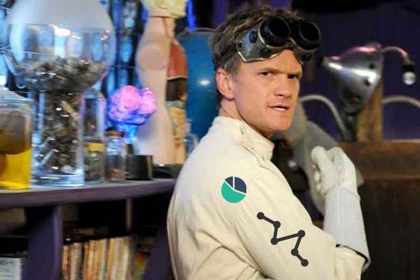 Mad Data Scientist Halloween Costume