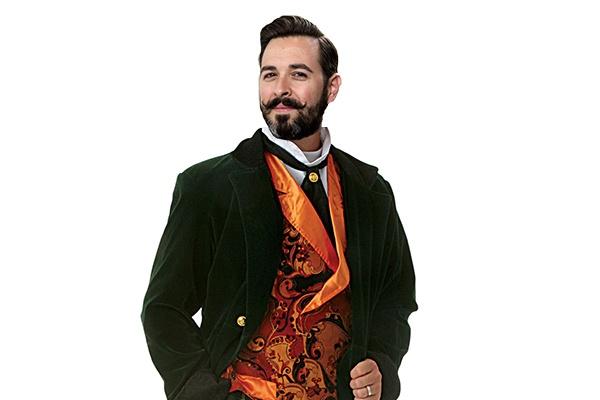 Wizard of Moz Halloween Costume