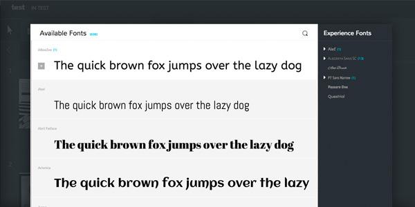 Font Explorer - Font View